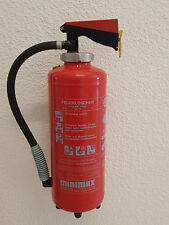 Feuerlöscher Minimax 6 KG ABC Pulver