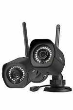Meshare 1080 Hd Outdoor Home Wifi Security Surveillance Video Cameras System 2pk