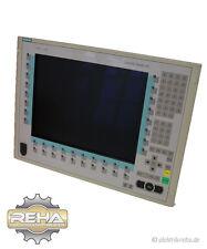 6av7 615-2cb12-0ch0 siemens Simatic panel PC 670 6av7615-2cb12-0ch0