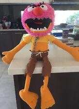 "Muppets ANIMAL Drummer Plush Toy 77cm 30"""
