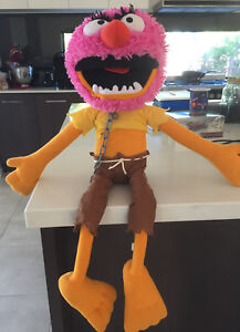 Muppets ANIMAL Drummer Plush Toy 77cm 30""
