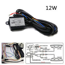 Car DRL LED Fog Light Automatic ON / OFF Controller Module Box Relay Harness
