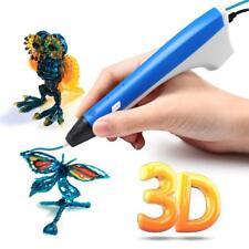 Ailink 3D Printing Pen Ailink 3D Magic Pen 1.75mm PLA/PCL Filament,One Butt Blue