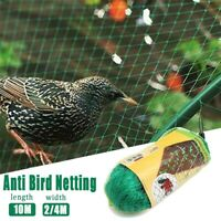 Anti Bird Netting Garden Fruit Cages Crop Veg Pond Protection Meshes 1 roll l