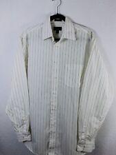 "Nsignia Men's Long Sleeve Stripe Dress Shirt 15 1/2"" - 35"""
