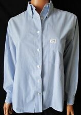 GUESS By GEORGES MARCIANO U.S.A. CAMICIA SHIRT Tg.M stimata fantasia a righe