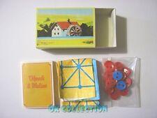 MULINO BIANCO scatolina anni '80_ DIFENDI IL MULINO (sorpresina 06)