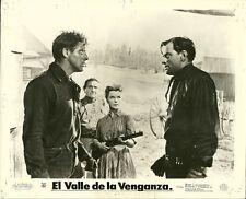 Burt Lancaster John Ireland Sally Forrest Vengeance Valley 51' movie photo 12753
