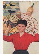 Ingrid Andree Actress Vintage Postcard 468a