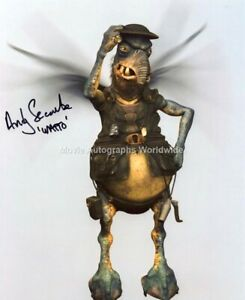 STAR WARS Andy Secombe 'Watto' Autograph Signed AFTAL & UACC 'Choice of 2'