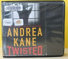 Twisted by Andrea Kane (Unabridged CD)