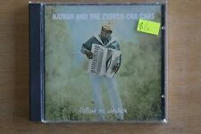 Nathan & The Zydeco Cha Chas  – Follow Me Chicken    (C351)