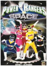 Power Rangers - In Space : Coffret Volume 1 (DVD)