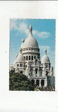 BF31821 paris la basilique du sacre coeur   france front/back image