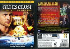 GLI ESCLUSI - IL MONDO IN GUERRA - DVD (USATO EX RENTAL)