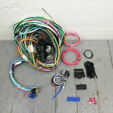 1960 - 1970 Mercury Cougar Wire Harness Upgrade Kit fits painless terminal fuse