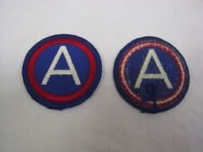 Collectable WWII Army Badges