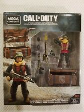 New 2018 Mega Bloks GCN92 Mega Construx Call of Duty WWII Weapons Crate 33 Pcs