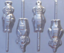 Teletubbies Chocolate Lollipop Candy Mold 166