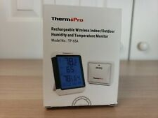 ThermoPro TP65 Digital Wireless Hygrometer Indoor Outdoor Thermometer Wireless..