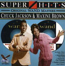Chuck Jackson, Chuck Jackson & Maxine Brown - Super Hits [New CD]