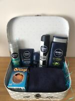 Mens Hamper Nivea Gift Box For Birthday Dad Husband Fathers Day All Occasions