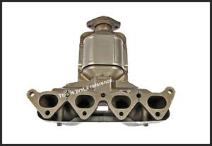 2851023810  OEM Exhaust Manifold&Catalytic Converter For Hyundai Elantra Tiburon