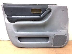 97-98 CRV Lining Left Front Inner Door Panel Trim Garnish Finish Cover Used OEM
