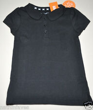 Gymboree girl size 4 NWT uniform black tee shirt top girls play proof