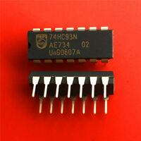10PCS 74HC93N Encapsulation:DIP NEW