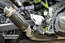 BODIS Carbon Auspuff-Blende für GPC-RSII passend auf Kawasaki Z900 ab 2017