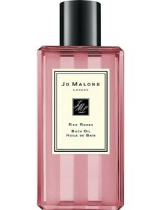 Jo Malone Red Roses Bath Oil 1 Oz 30 mL SEALED Fragrance London NEW