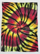 *New* Handmade Tie Dye Tiger's Eye Washcloth, Hand, Bath Towel, Single or Set