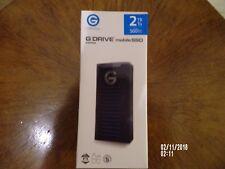 Unità disco esterna G-Technology G-Drive mobile SSD R-Series 2 TB 560 MB/s
