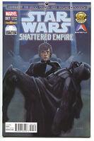 Star Wars Shattered Empire 1 NM Golden Apple Phil Noto Variant Darth Vader