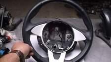 2012 FORD KA 1.2 3 SPOKE LEATHER MULTI FUNCTION Steering Wheel