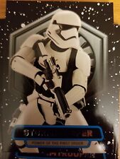 2016 Star Wars The Force Awakens 2 #5 Stormtrooper Power of First Order