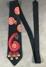 Vintage 1998 Limited Edition Bulls Victory Tie Chicago Basketball Very Rare