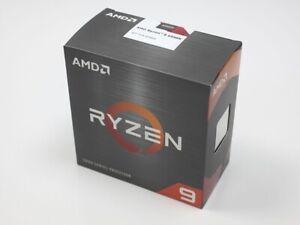 AMD Ryzen 9 5950X Desktop Processor (4.9GHz, 16 Cores, Socket AM4) Box -...