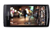 Nuevo Desbloqueado Sony Ericsson Xperia Arc S Lt18i 8mp Negro Android Smartphone