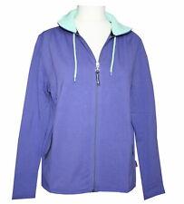 Schneider Sportswear Damen Sweatjacke Fleece innen Hoodie 93% Baumwolle 40/42