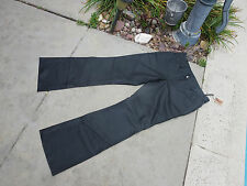 Genuine Harley Davidson Ladies Leather Pants Jeans 97008-10vw size 8