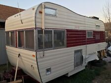 1966 Kenskill vintage travel trailer