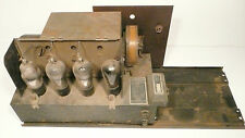 vIntage AMERICAN BOSCH MODEL 49:  RADIO RECEIVER CHASSIS - untested / GOOD PARTS