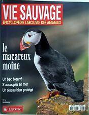 Vie Sauvage n°96- 1986 : Le Macareux Moine Un bec bigarré