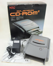Pc-Engine Super Cd Rom Console System Boxed Mint Pi-Cd1 Japan Ref/1X013622A