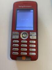 Sony Ericsson K510i - Orange Network
