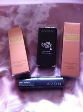Avon Anew Youth Maximising Serum  X2 Roses Are Red Nail Gel Red Lipstick