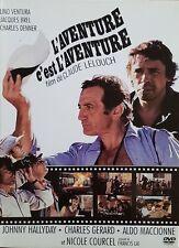 L'Aventure c'est l'Aventure (Lino Ventura, Claude Lelouch) - DVD