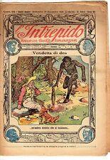 rivista L'INTREPIDO ANNO 1926 NUMERO 365